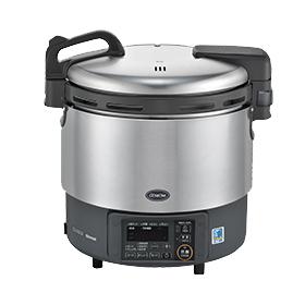###リンナイ 業務用ガス炊飯器【RR-S200GV2】αかまど炊き(マイコン制御タイプ) 涼厨 4.0L(2升) タイマー付
