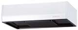 ###サンウェーブ/LIXIL【BFRF-722W】富士工業製 レンジフード BFRF ターボファン 間口75cm ホワイト 幕板別売り