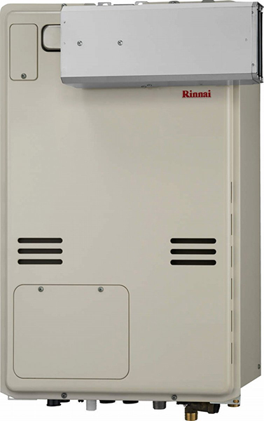 リンナイガス給湯暖房用熱源機【RUFH-A2400SAA2-3】オートアルコーブ設置型24号2-3床暖房3系統熱動弁内蔵