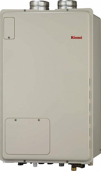 リンナイ ガス給湯暖房用熱源機【RUFH-A1610SAF2-3】オート PS扉内給排気延長型 16号 2-3 床暖房3系統熱動弁内蔵
