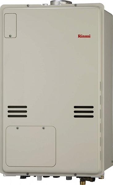 リンナイ ガス給湯暖房用熱源機【RUFH-A1610AU2-3】フルオート PS扉内上方排気型 16号 2-3 床暖房3系統熱動弁内蔵