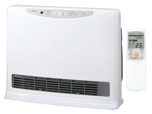 パロマ 暖房機器【DFC-62S】ファンコンベクター 16畳用 ワイヤレスリモコン付