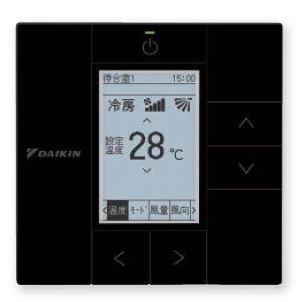 ダイキン 業務用エアコン 部材【BRC1G2K STAR ZEAS】ブラック 運転リモコン 液晶ワイヤードリモコン 運転リモコン FIVE STAR ZEAS Eco ZEAS, 元気ショップ北上:d6780615 --- officewill.xsrv.jp