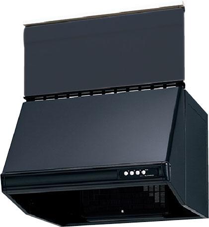 ###サンウェーブ/LIXIL レンジフード【CSV-613K】ブラック CSVシリーズ プロペラファン 富士工業製 間口60cm