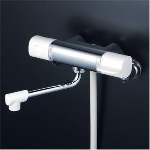 《あす楽》◆15時迄出荷OK!KVK 水栓金具【FTB100K】壁付サーモスタット式混合水栓