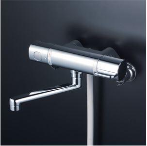 《あす楽》◆15時迄出荷OK!KVK 水栓金具【FTB100KT】壁付サーモスタット式混合水栓
