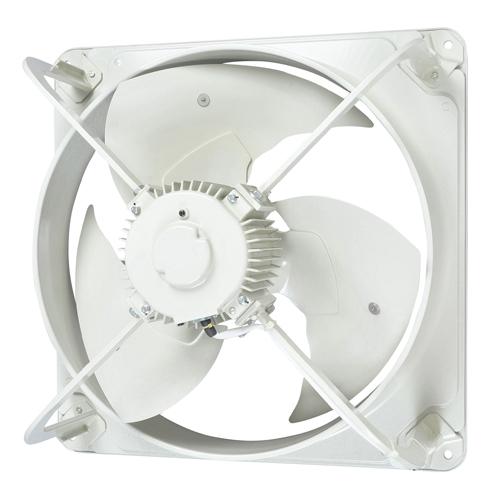 三菱【EWF-40ETA-HQ】(旧品番EF-40ETB2-HQ)40cm 産業用有圧換気扇 低騒音形 給気専用 熱気発生工場