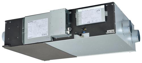 ##三菱【LGH-N35RKS】(旧品番LGH-35RKS5) 天井埋込形加湿付 業務用ロスナイ 単相100V スタンダードタイプ