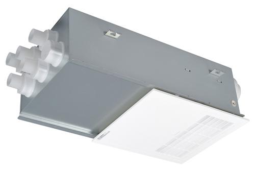 π三菱【VL-08ZF】ロスナイ セントラル換気システム 天井カセット形 紙製全熱交換器