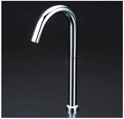 KVK【E1700L4】センサー水栓 ロング吐水口タイプ