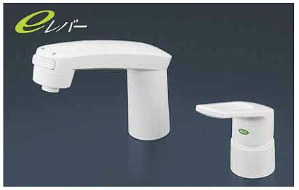 KVK【KM8007S2EC】シングルレバー式洗髪シャワー