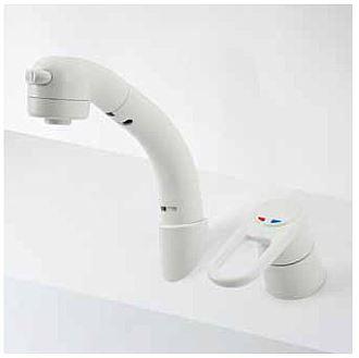 KVK【KM8019】シングルレバー式洗髪シャワー