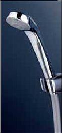 KVK 主要標準部品 シャワーセット【ZS313SBLN】フルメッキヘッド ニューメタリックホースセット