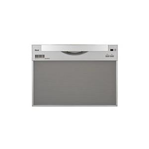 リンナイ 食器洗い乾燥機【RKW-601C-SV】シルバーフェイス