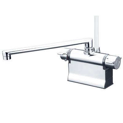 KVK水栓金具 【KF3011TR3】 デッキ式サーモスタット式シャワー