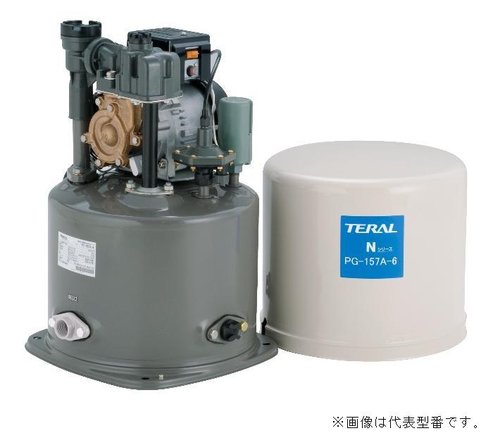 テラル【PH-157A-5】水道加圧装置交換用ポンプ 50HZ