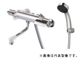 三栄水栓/SANEI 水栓金具【SK181ADK-13】サーモシャワー混合栓 寒冷地用