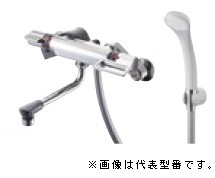 三栄水栓/SANEI 水栓金具【SK181DCK-13】サーモシャワー混合栓 寒冷地用