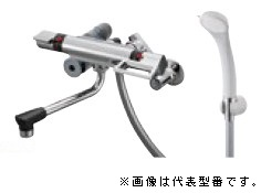 三栄水栓/SANEI 水栓金具【SK181DC-3U-13】サーモシャワー混合栓