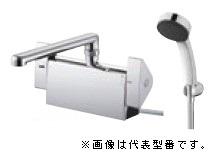 三栄水栓/SANEI 水栓金具【SK781L-1-S9L30】サーモデッキシャワー混合栓