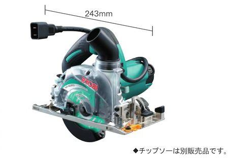 RYOBI/リョービ/京セラ【NW-422ED】(611302A)電子集じん丸ノコ