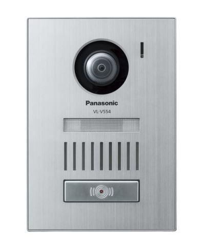 パナソニック システムアップ別売品【VL-V554L-S】カメラ玄関子機 露出/埋込両用型