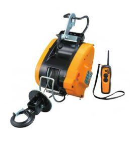 【有名人芸能人】 RYOBI/リョービ/京セラ【WIM-126RC】(680314A)リモコンウインチ:家電と住設のイークローバー-DIY・工具