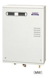 ###コロナ 石油給湯器【UIB-AG47MX(MW)】アビーナG AGシリーズ 給湯専用 屋外設置型 前面排気 壁掛型 水道直圧式 ボイスリモコン付属タイプ