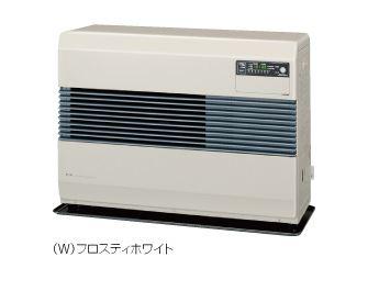 ###コロナ 暖房機器【FF-7414(W)】フロスティホワイト FF式温風ヒーター(FF式石油暖房機 温風) 標準タイプ 別置タンク式(タンク別売) ポット式