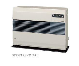 ###コロナ 暖房機器【FF-B10014(W)】フロスティホワイト FF式温風ヒーター(FF式石油暖房機 温風) ビルトインタイプ・防火性能認証品 別置タンク式(タンク別売) ポット式