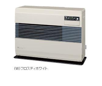 ###コロナ 暖房機器【FF-B11014(W)】フロスティホワイト FF式温風ヒーター(FF式石油暖房機 温風) 業務用タイプ ビルトインタイプ・防火性能認証品 別置タンク式(タンク別売) ポット式