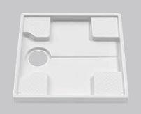 TOTO セット品番【PWSP64F2W】(PWP640N2W+PJ001) 洗濯機パン 640サイズ (旧品番 PWSP64FW)