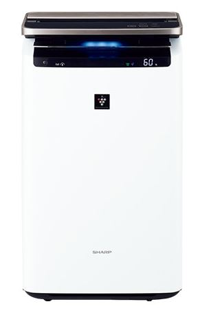 Яシャープ/SHARP 加湿空気清浄機【KI-HP100-W】ホワイト系 プラズマクラスターNEXT搭載