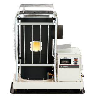 ###コロナ 暖房機器【SV-1012BD】半密閉式石油暖房機 煙突右出し 別置タンク式(タンク別売)