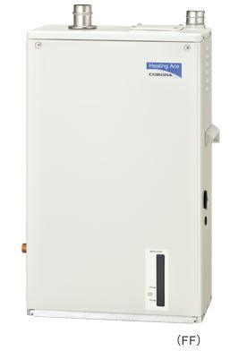###コロナ 暖房専用ボイラー【UHB-120HR(FF)】強制給排気タイプ 屋内設置型 リモコン別売
