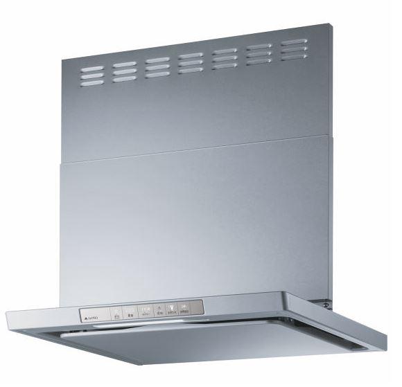 ###リンナイ レンジフード【XGR-REC-AP753SV】シルバーメタリック XGRシリーズ クリーンecoフード(ノンフィルタ・スリム型) ビルトインコンロ連動タイプ 幅75cm (旧品番 XGR-REC-AP752SV)