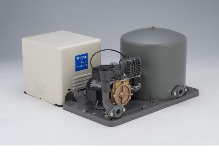 テラル 浅井戸用圧力タンク式PG-A形ポンプ【PG-757A-6】三相200V 750W 60Hz