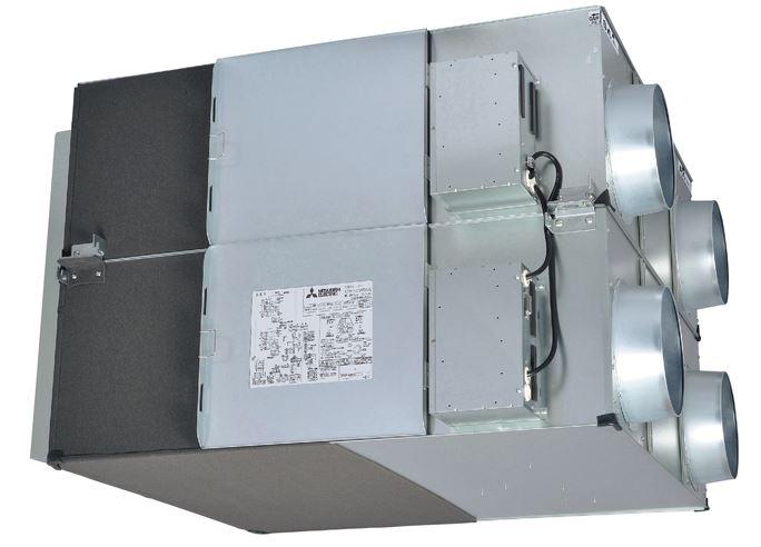 ###三菱 換気扇【LGH-N150RX2D】業務用 ロスナイ 天井埋込形 単相200V マイコンタイプ(フリープラン対応形) (旧品番 LGH-N150RXD)