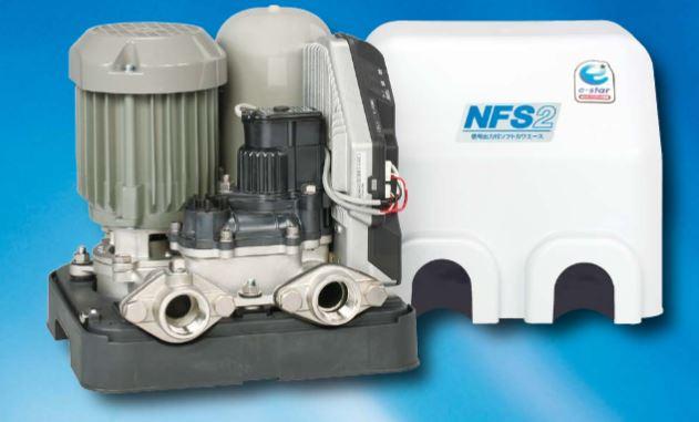 川本 ポンプ【NFSK2-750】三相200V NFSK2形 ソフトカワエース(信号出力付)