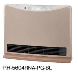 ###ノーリツ【RH-5604RNA-PG-BL】(ピンクゴールド) 温水式ルームヒーター フィーリングホット (旧品番 RH-5604RN-PG-BL)