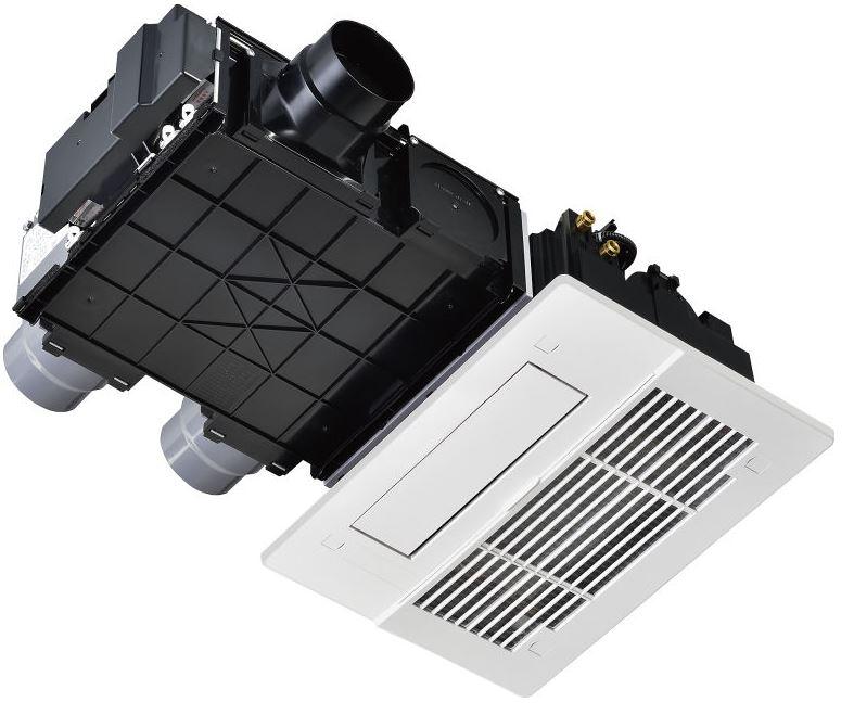 リンナイ【RBH-C338K3P】浴室暖房乾燥機 天井埋込型 開口コンパクトタイプ 3室換気対応