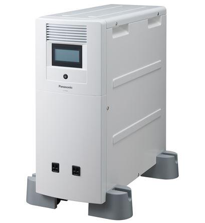 ##Ю##パナソニック【LJ-SF50B】産業・住宅用リチウムイオン蓄電システム 蓄電容量5kWh スタンドアロンタイプ 受注約1ヶ月