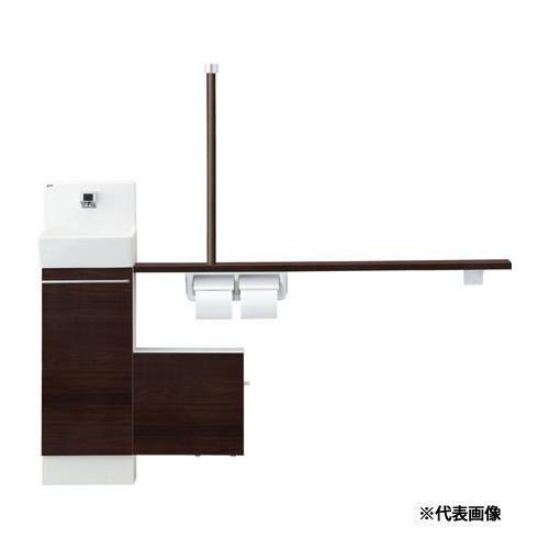 高価値 ###INAX/LIXIL コフレルスリム【YL-DA82VSAL15B】手すりカウンターカラクリキャビネットタイプ:家電と住設のイークローバー-木材・建築資材・設備