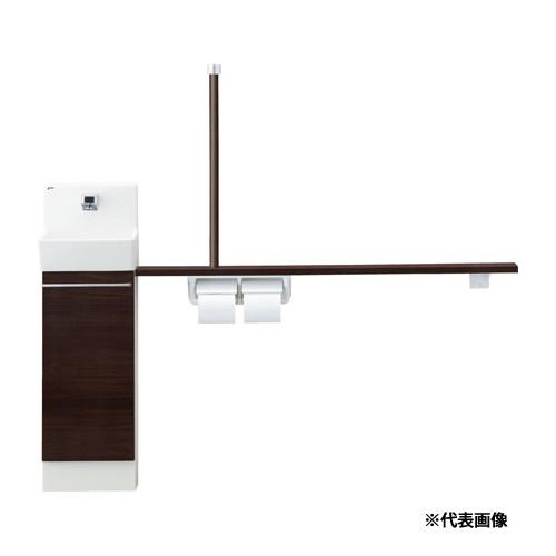 スペシャルオファ ###INAX/LIXIL コフレル【YL-DA82STA12B】手すりカウンターキャビネットタイプ(左右共通):家電と住設のイークローバー-木材・建築資材・設備