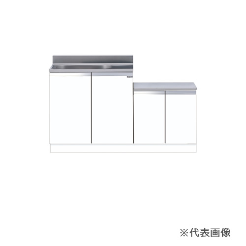 ###マイセット 【M3-140K】M3 (薄型)一体型流し台