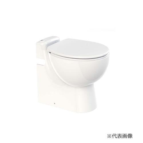 ###SFA【C11LVSE-100W】サニコンパクト プロ (温水洗浄暖房便座付きモデル) 排水圧送粉砕ポンプ一体型トイレ(旧品番 C11LV-100W)