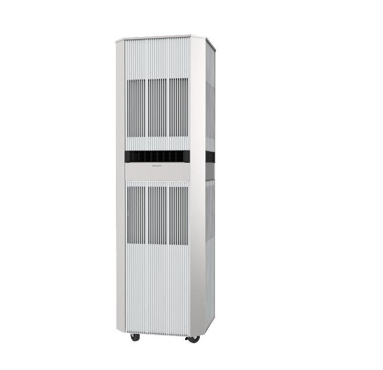 ###ダイキン スポットエアコン【SPP71AV】屋外エアコン(一体形) アウタータワー 単相200V 床置スリム・直吹形(一体形)