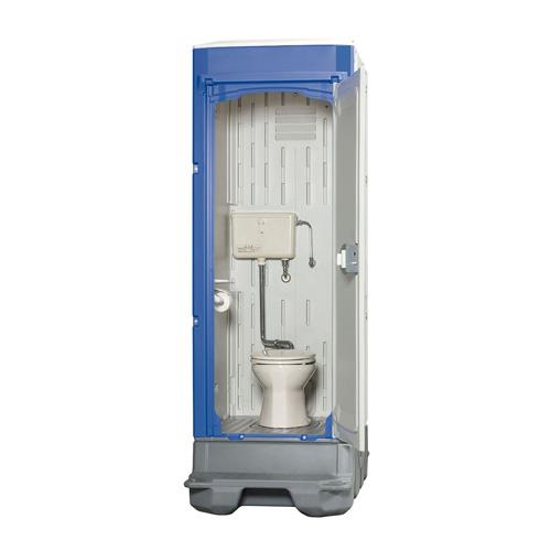 ###u.ハマネツ【TU-iXFW】屋外トイレ TU-iXシリーズ 標準仕様 簡易水洗タイプ 洋式便器 便槽330L 受注約1ヵ月