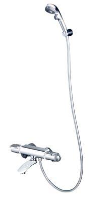 KVK 水栓金具【KF890ES】サーモスタット式シャワーeシャワー・3wayワンストップ仕様