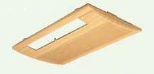 パナソニック ハウジングエアコン 部材【CZ-BT17-M】(木目調) 天井ビルトイン(1方向)16クラス用 室内機用化粧グリル